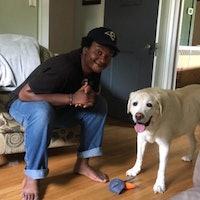 house sitter Denzel