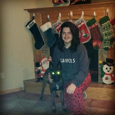 dog walker Cullen