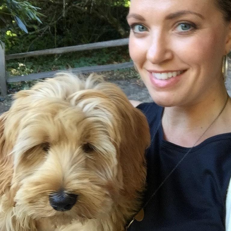 Heather's dog boarding