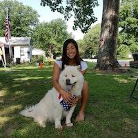 dog walker Sierra