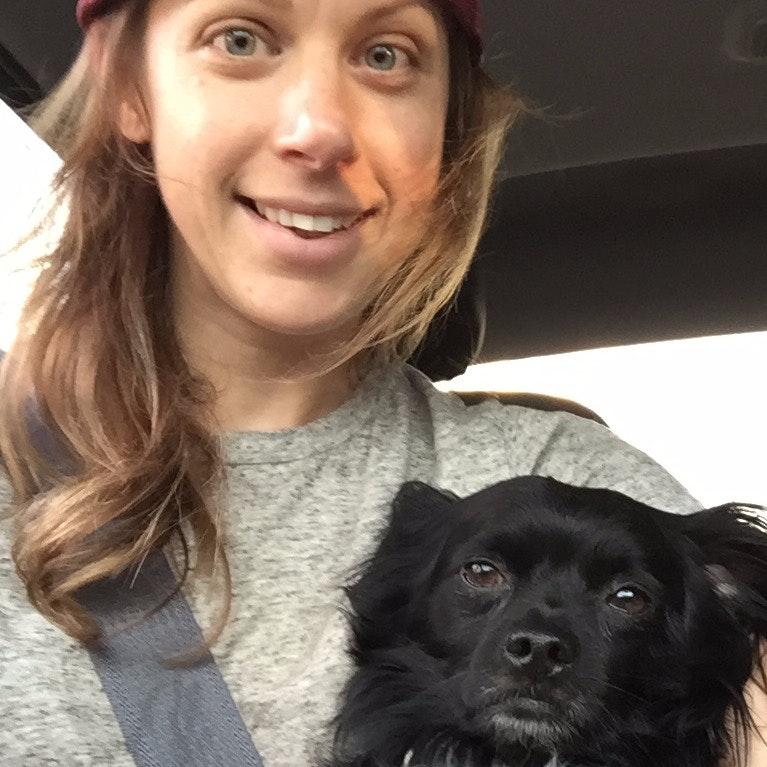 Mary Frances's dog boarding