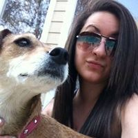 dog walker Melanie