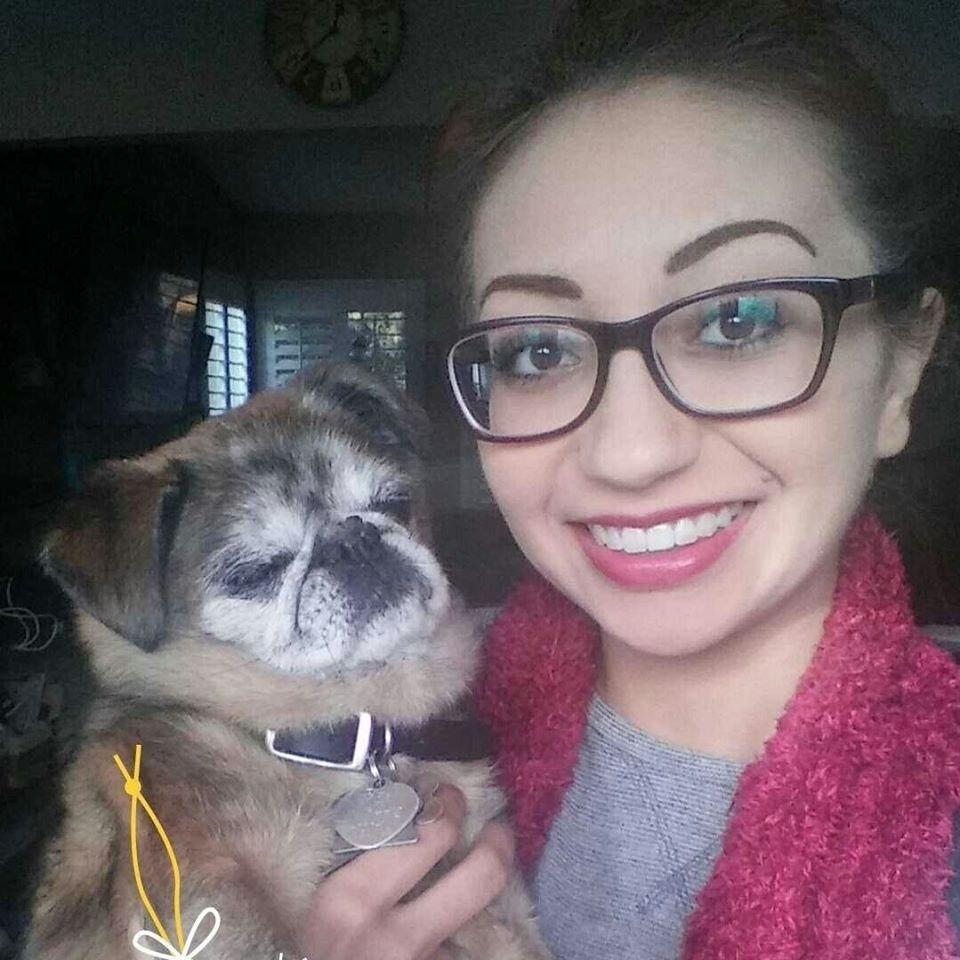 dog walker Kayla