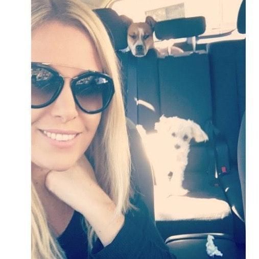 dog walker Kimberly