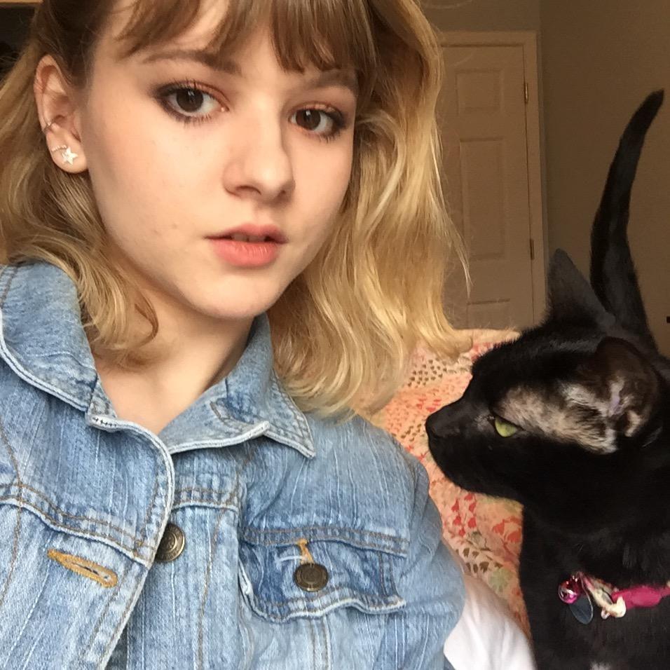 house sitter Emily