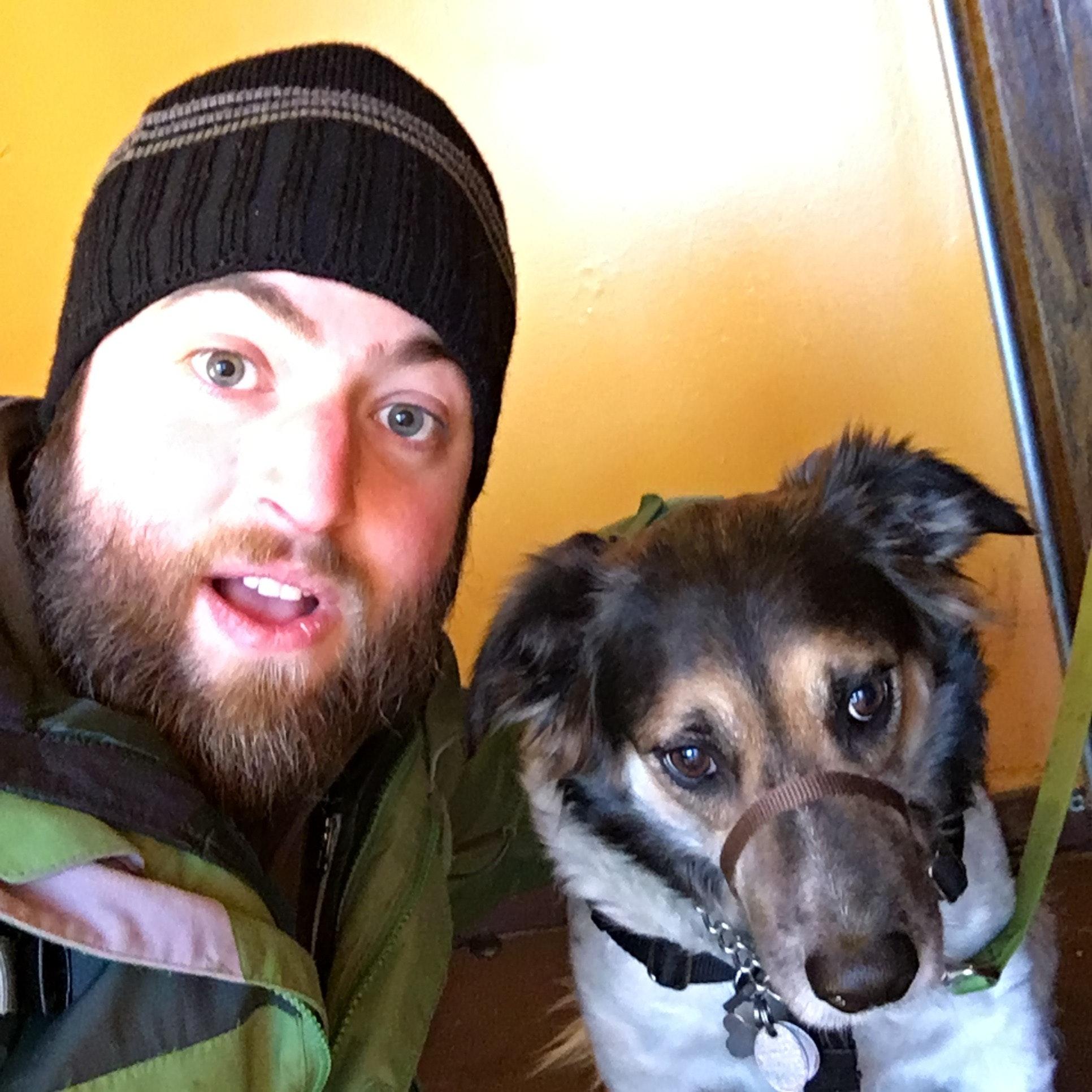 dog walker Reed