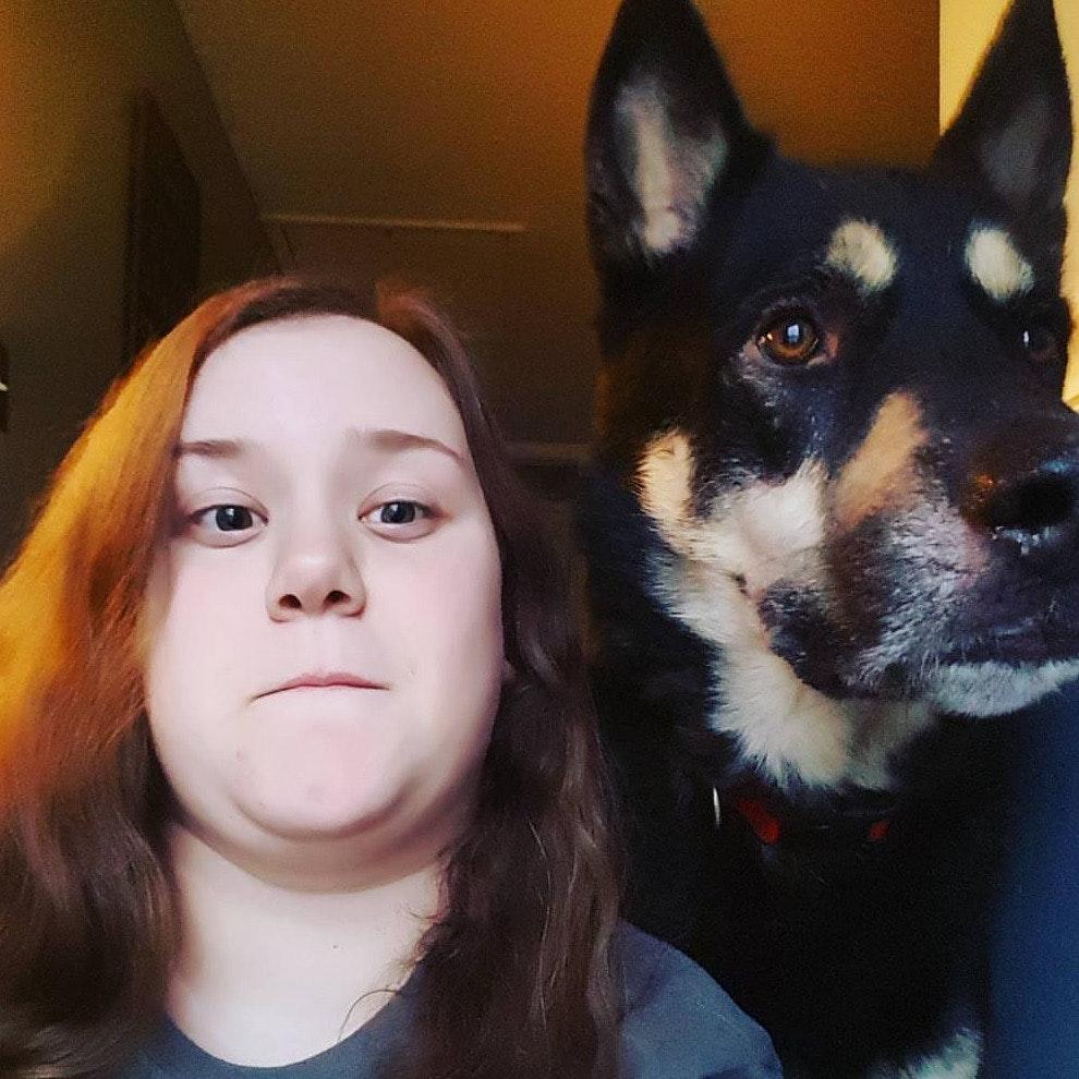 dog walker Dani