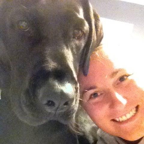 dog walker Kadie