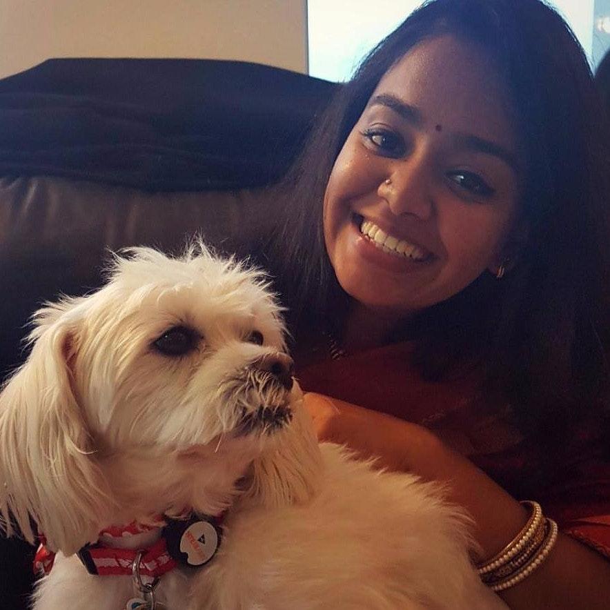 """Srividhya """"Shira""""'s dog day care"""