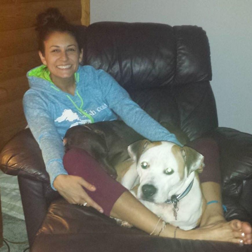 Kaitlin's dog boarding