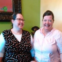 Melissa and Margie M.