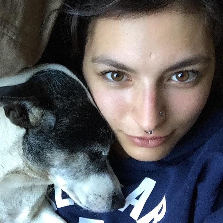 dog walker Jeannette