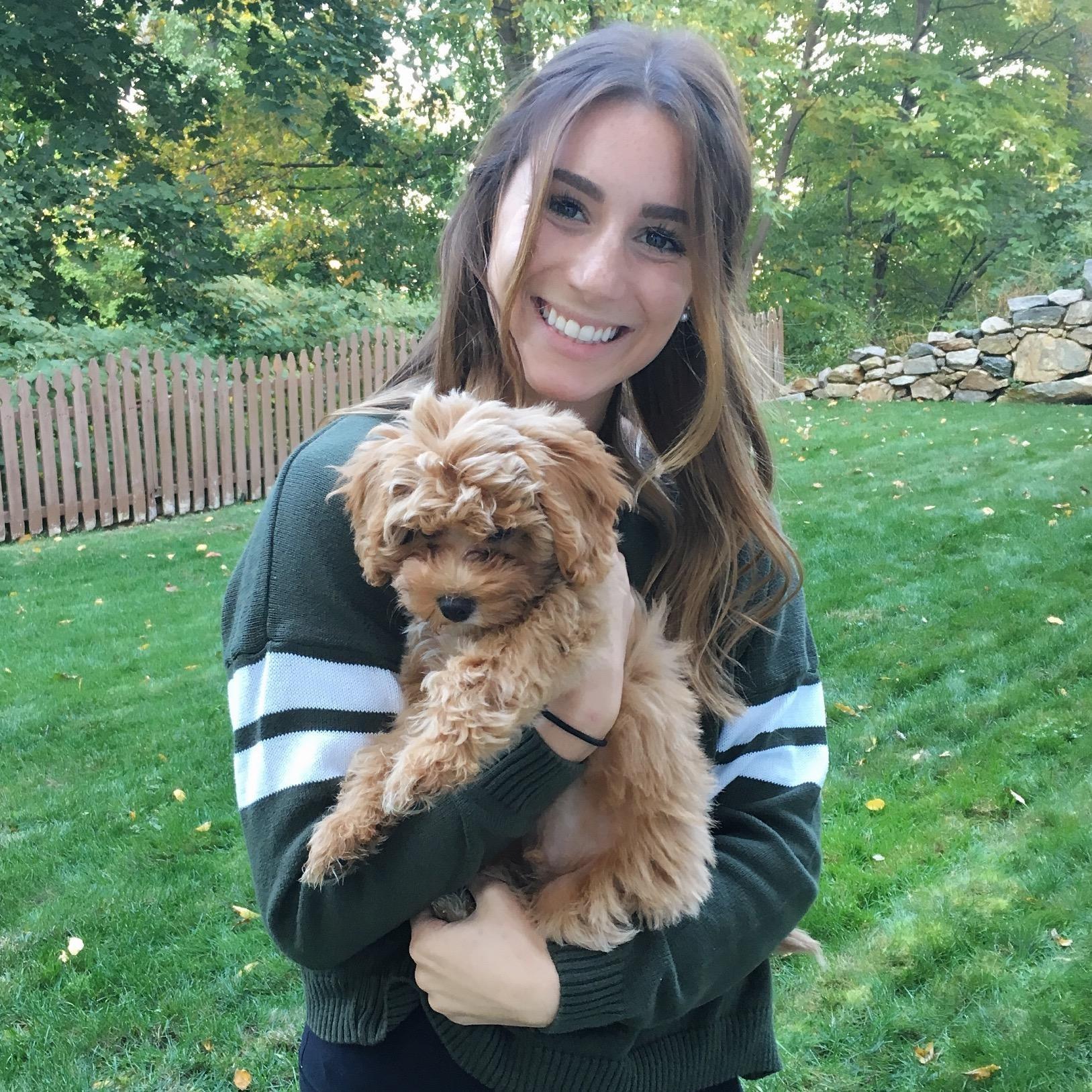 dog walker Nicole