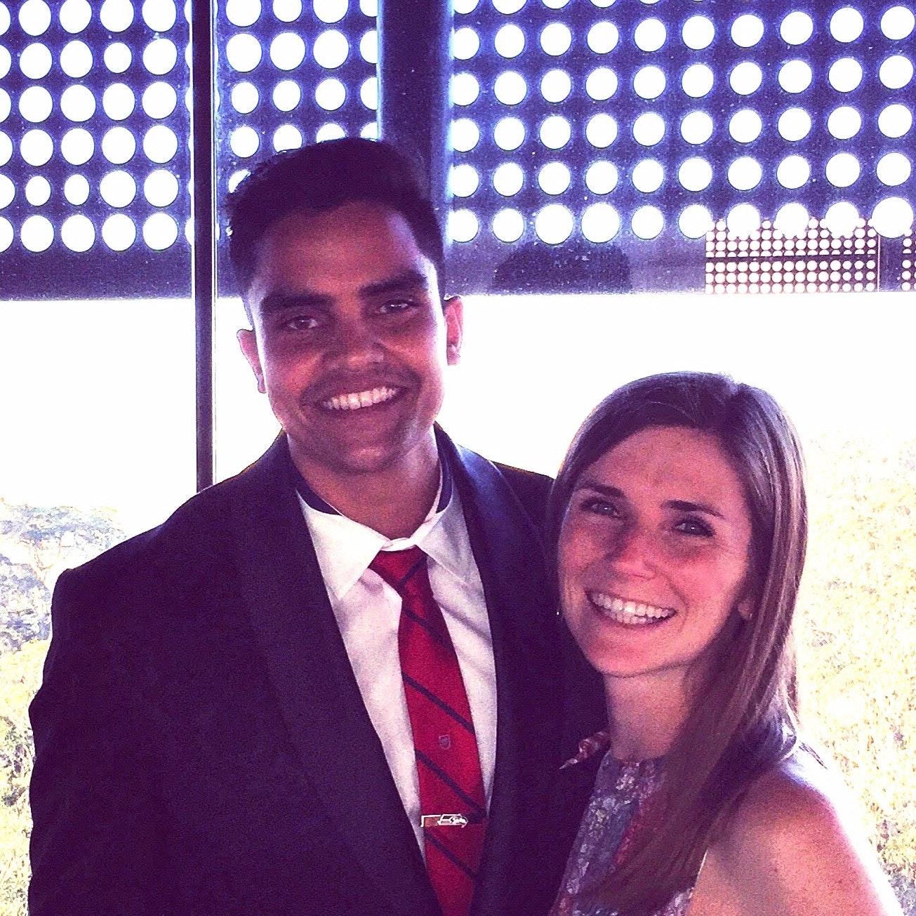 Rahul & Jessica M.