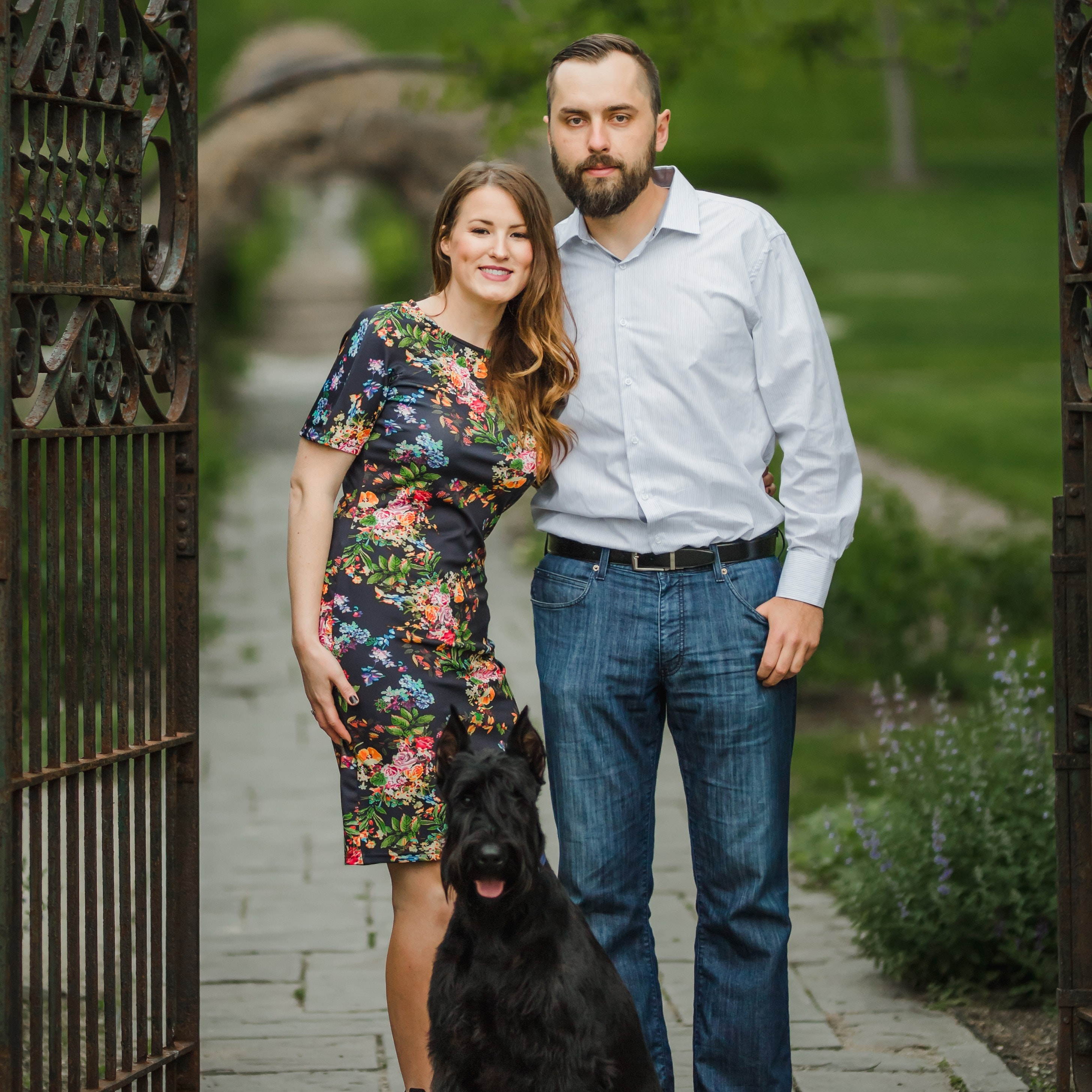 Esther & Pawel's dog day care