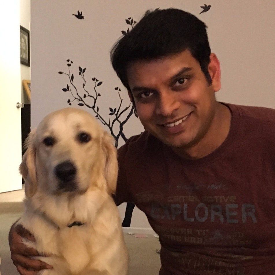 Dharanidharan's dog boarding