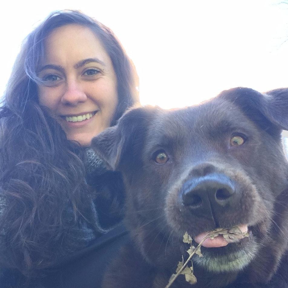 dog walker Lindsey