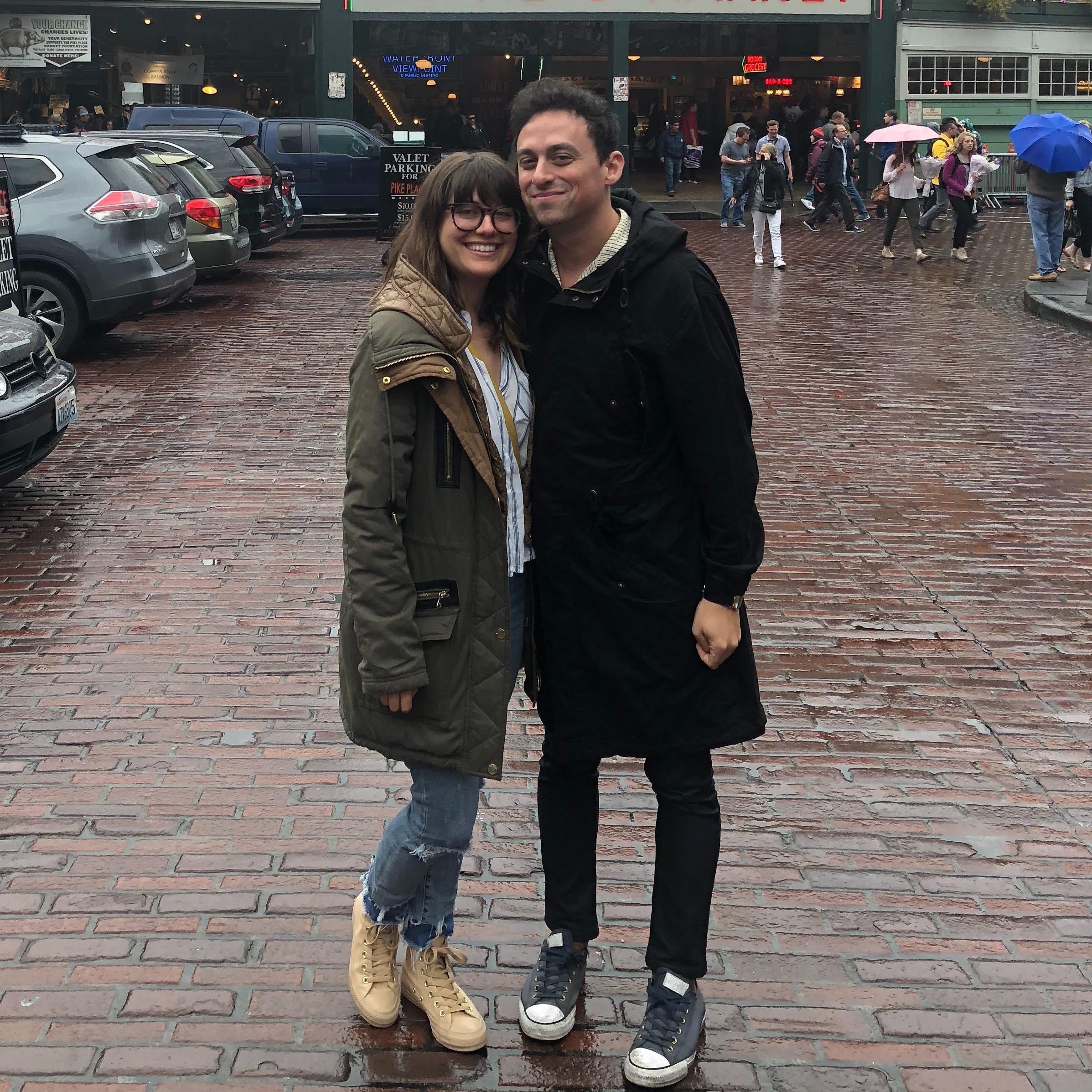 Alexandra & Sean B.
