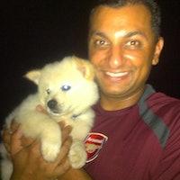 Sameer's dog boarding