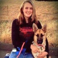 dog walker Shay