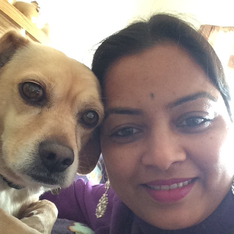 Geeta's dog boarding