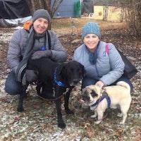 Rebecca & Aaron's dog boarding