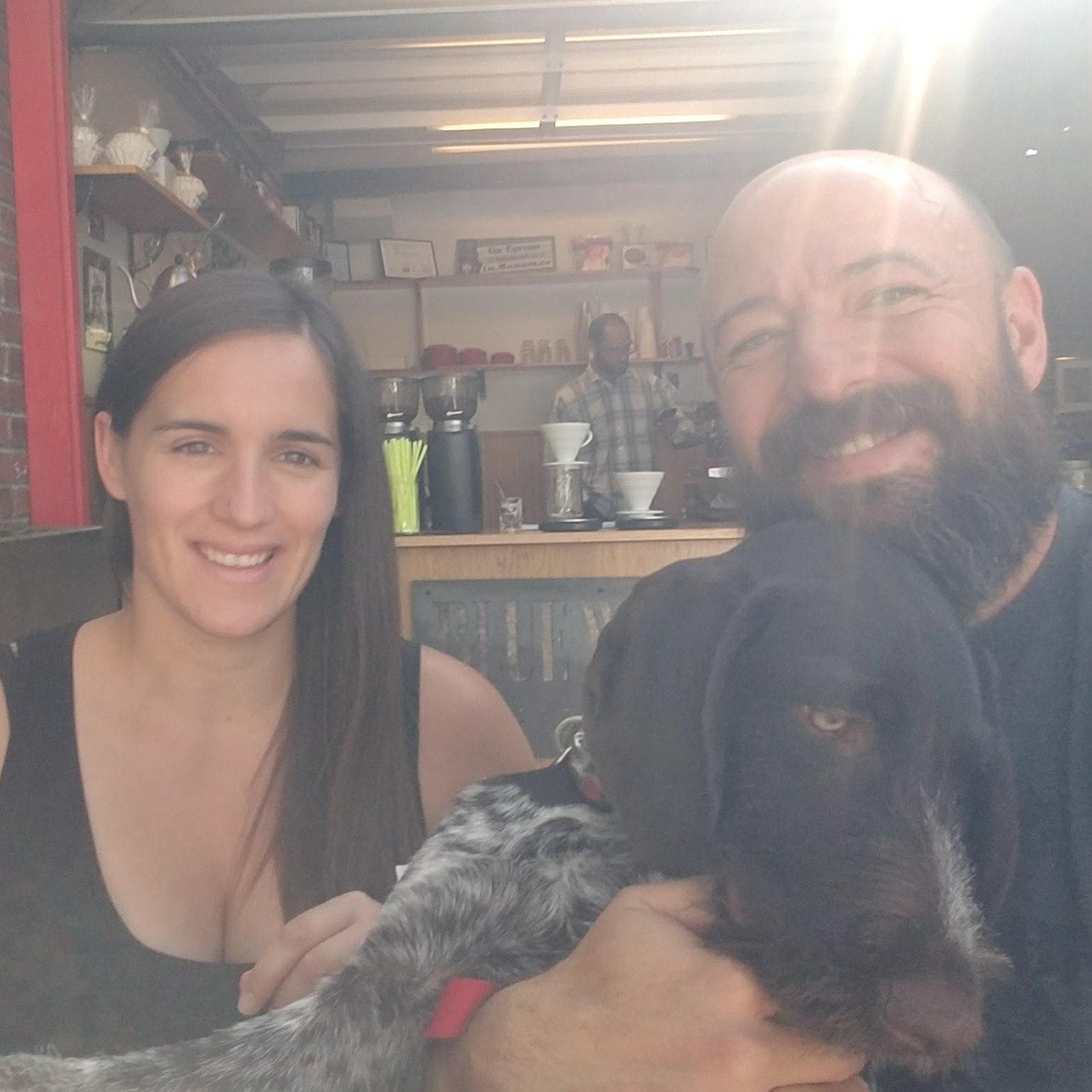 Matt & Roxanne's dog day care