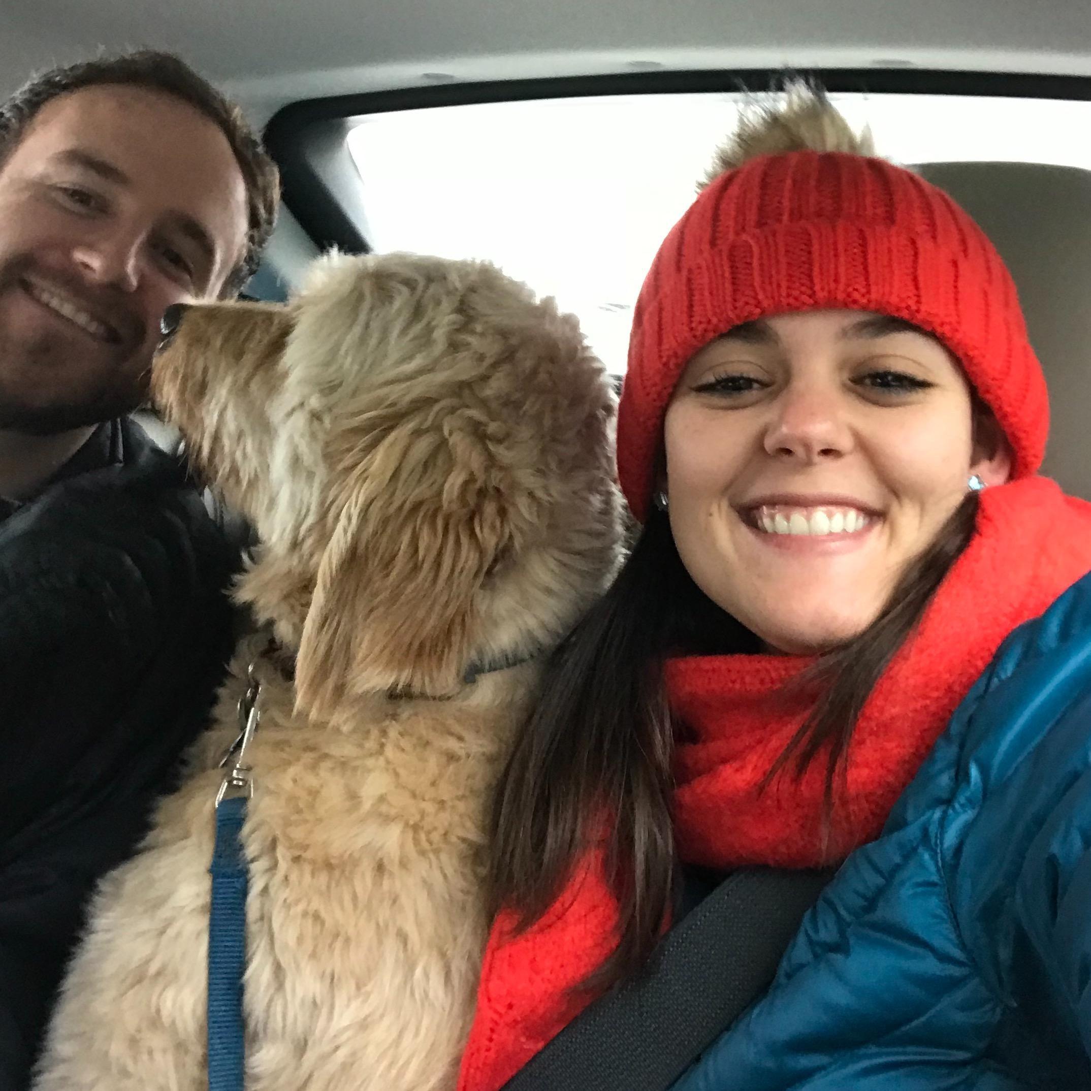 Mariya & Teddy's dog day care
