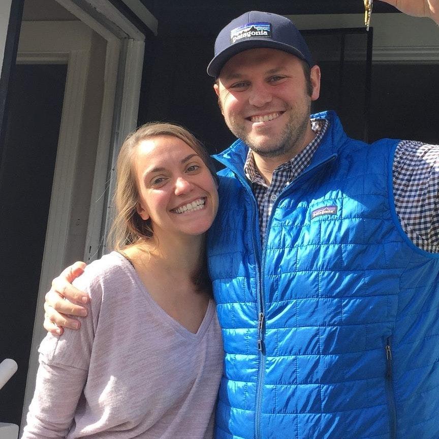 Katie & Jeremy P.