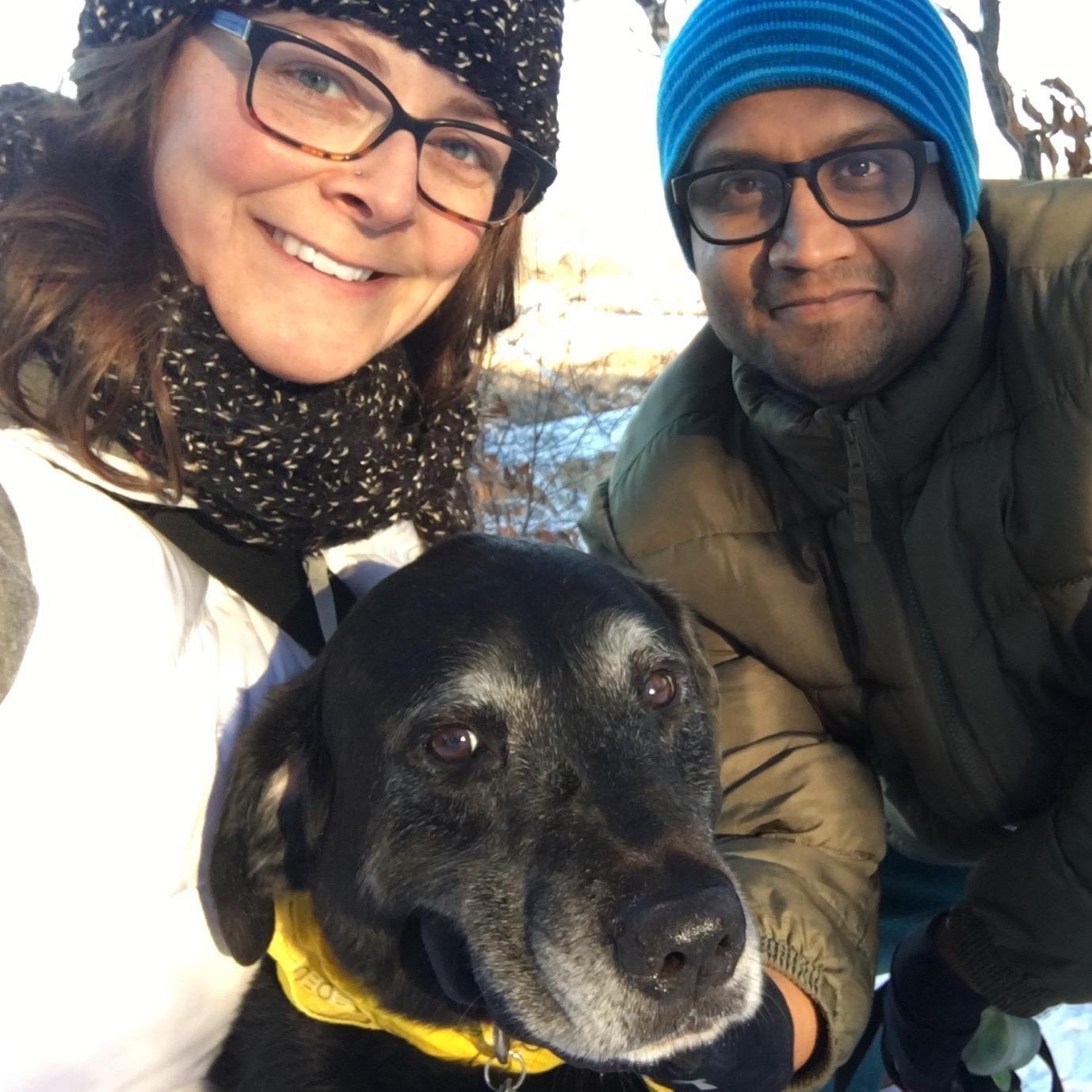 Amanda & Naveen's dog boarding