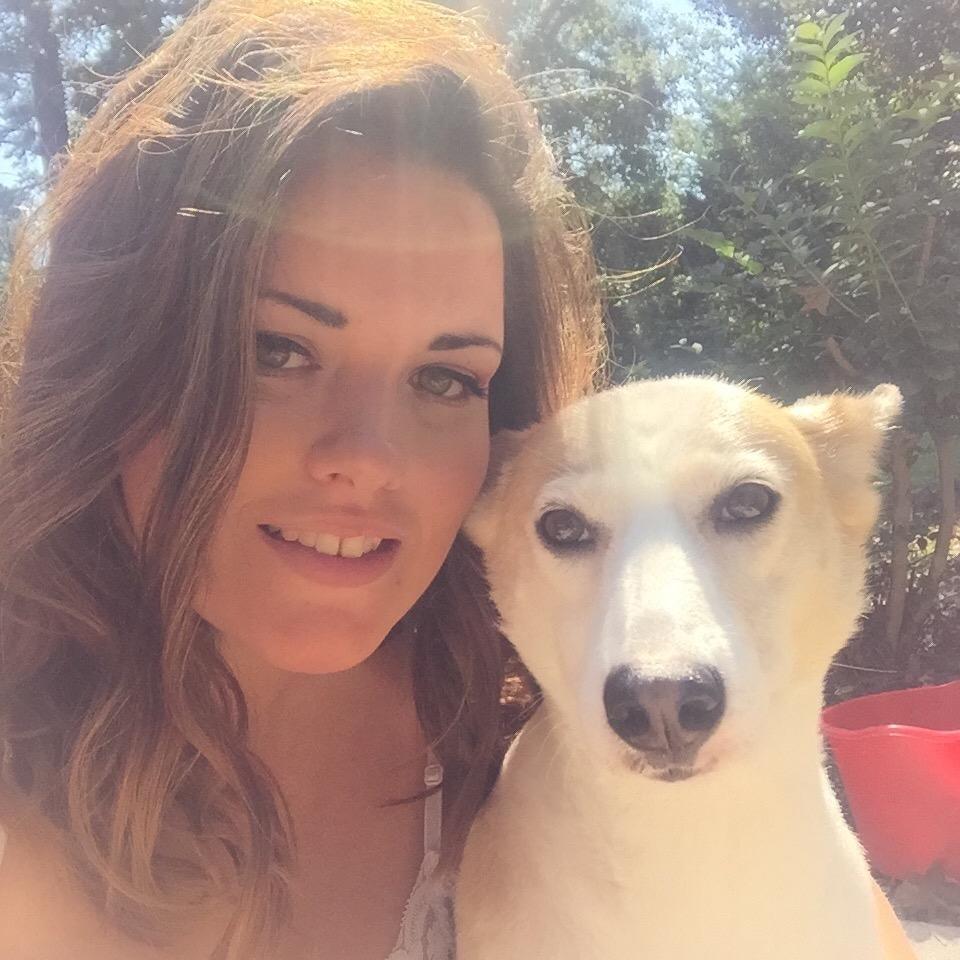 Alesia's dog boarding