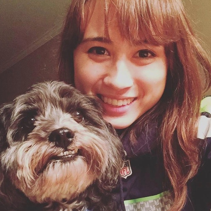 dog walker Mariko