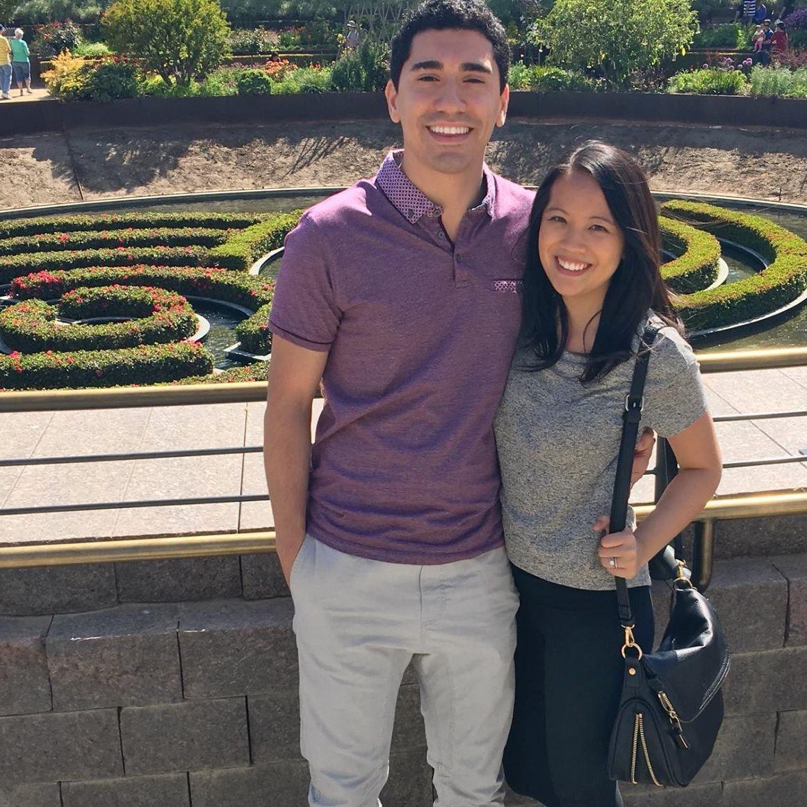 Linda and Ryan H.