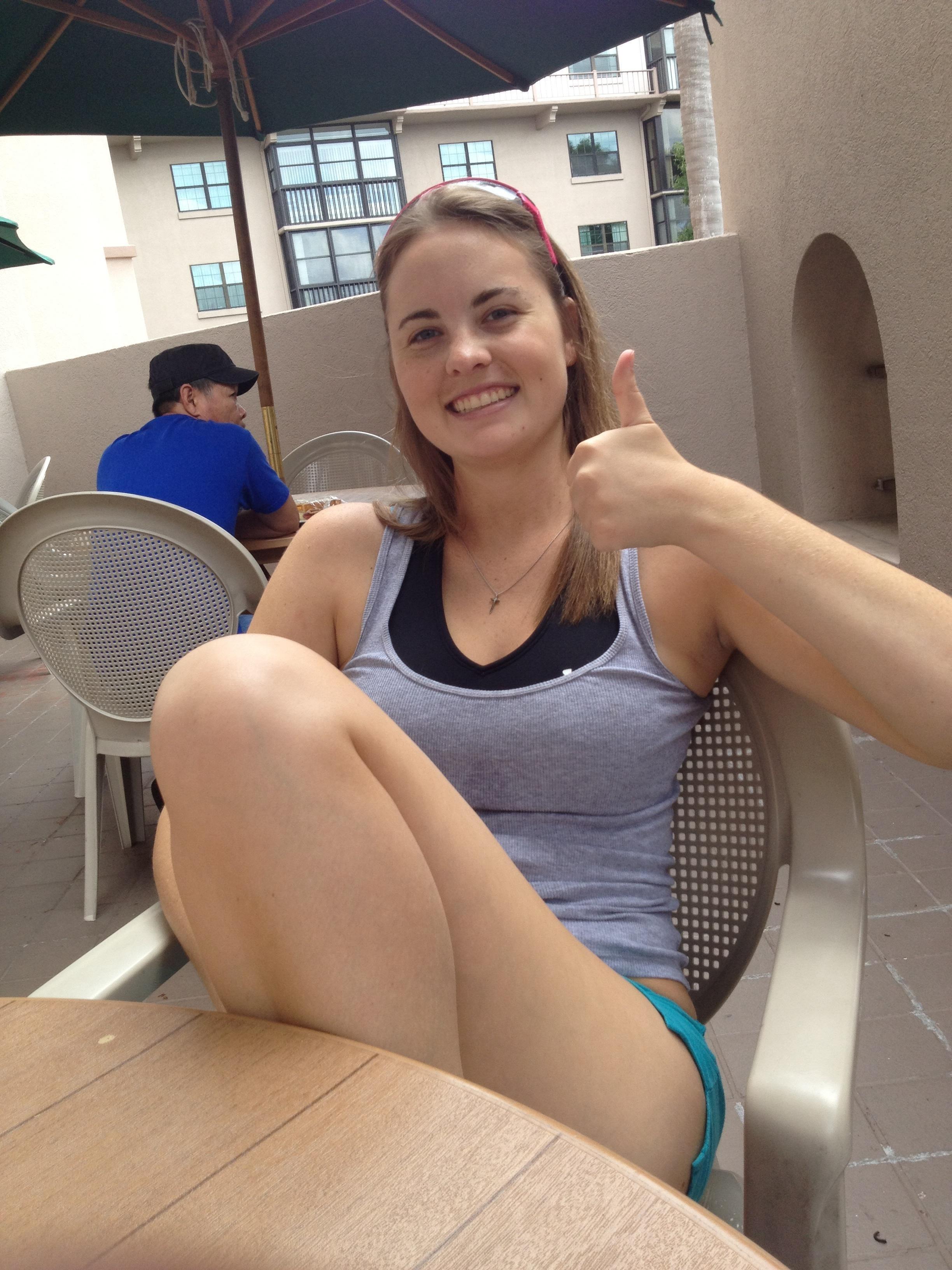 pet sitter Melissa