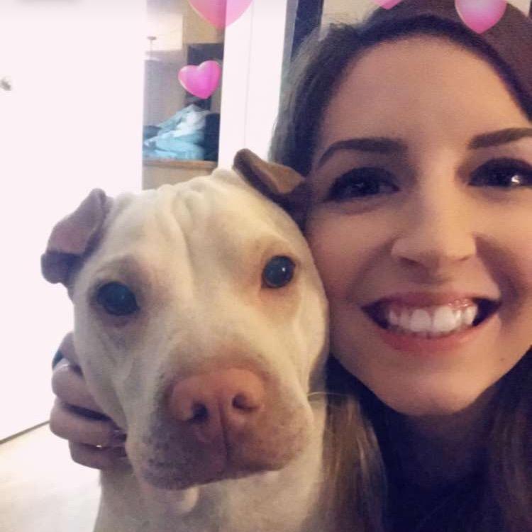 dog walker Sarahfina