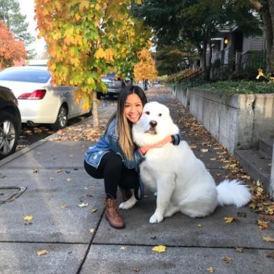 dog walker Marirose