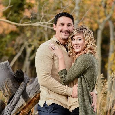 Lauren & Derek B.