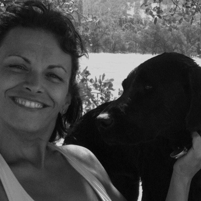 dog walker Ann-Terese