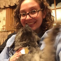 house sitter Maddie