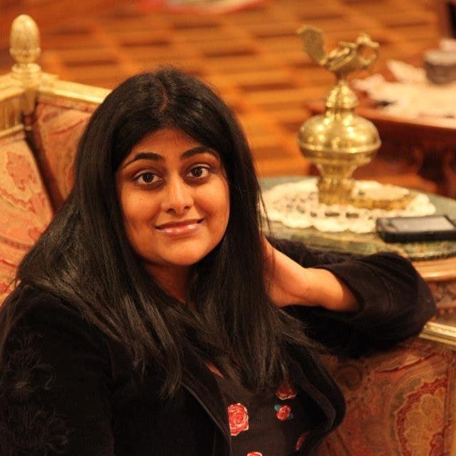 Priyanka R.