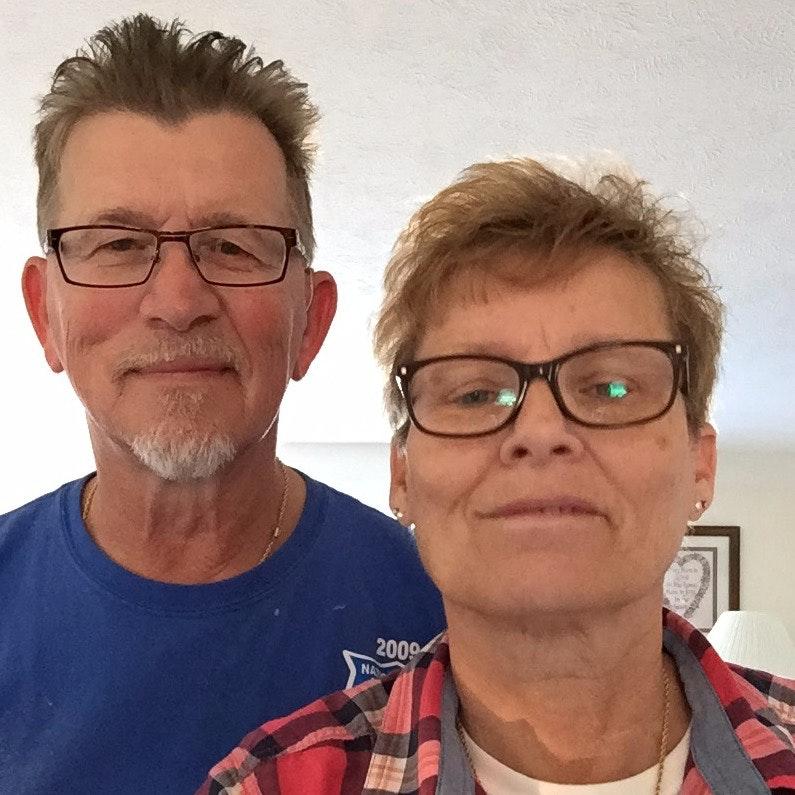 Ramona & Bobby D.