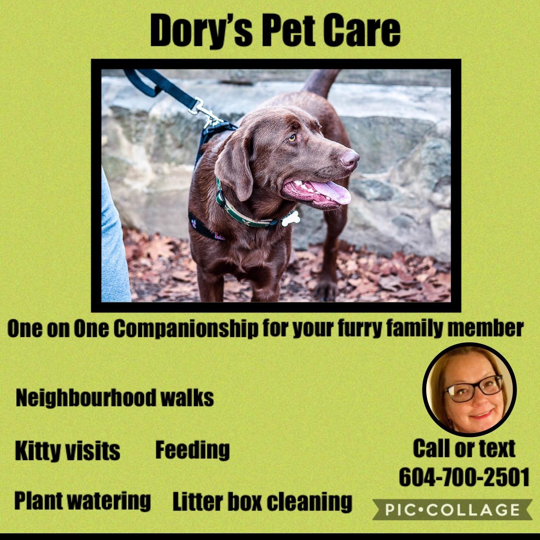Dory C.