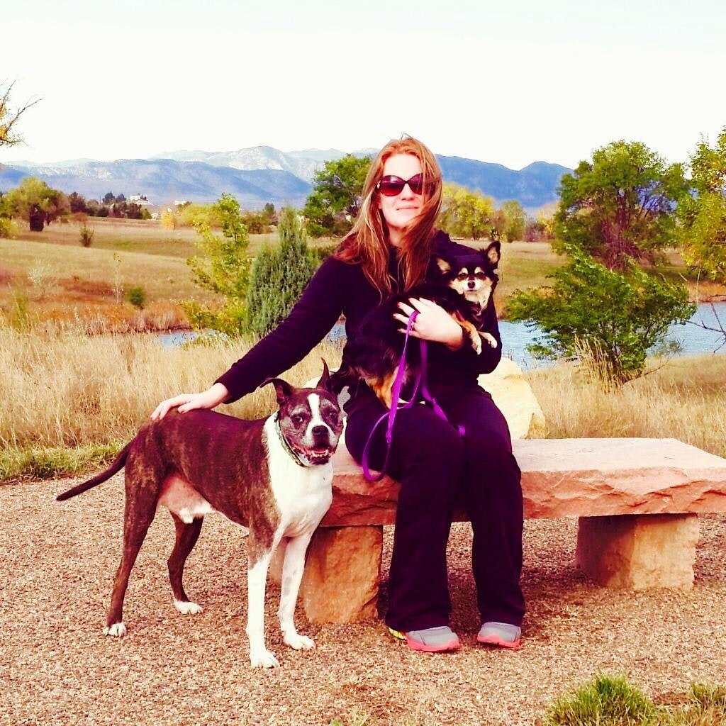 dog walker Maribeth & Adam
