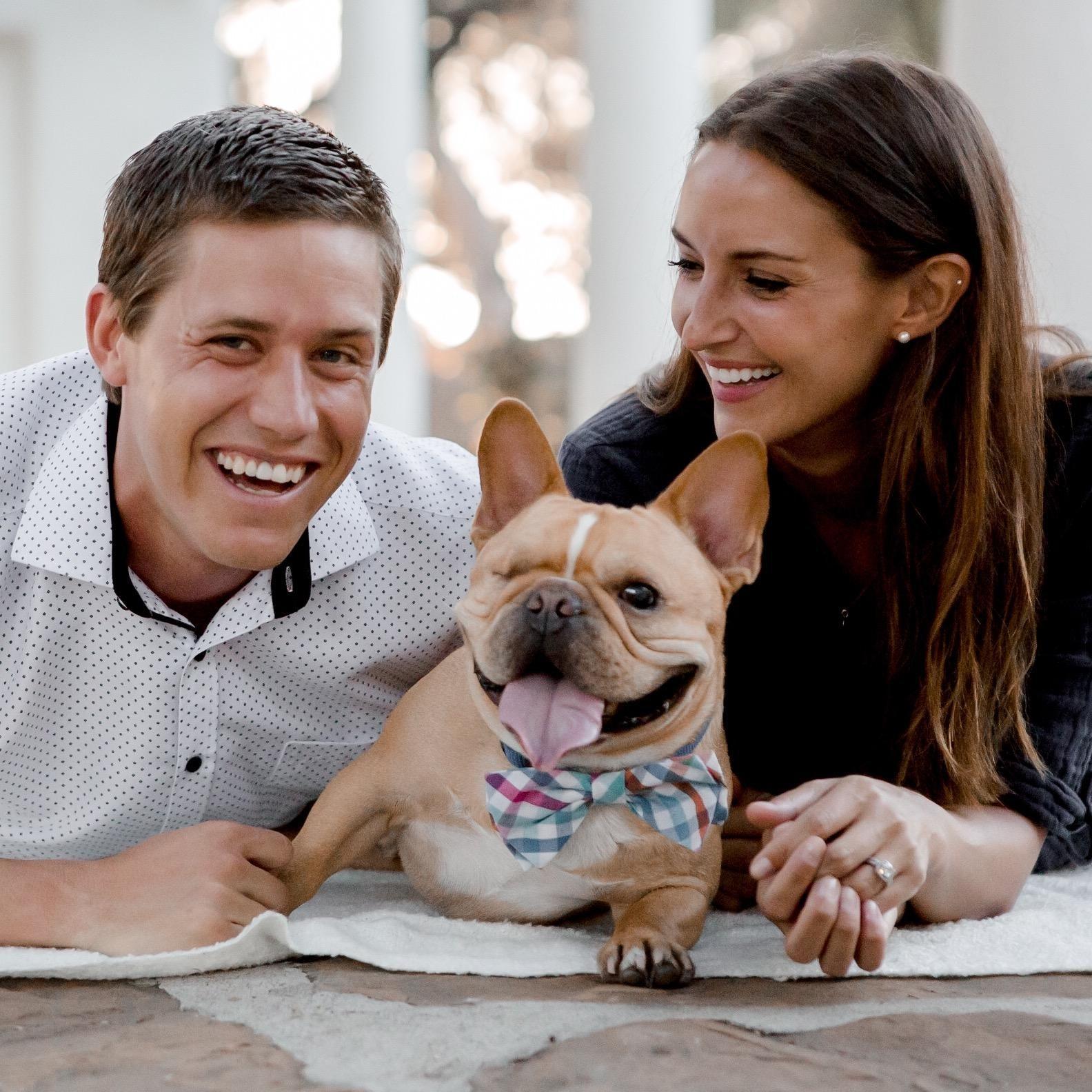 Whitney & Rick's dog boarding