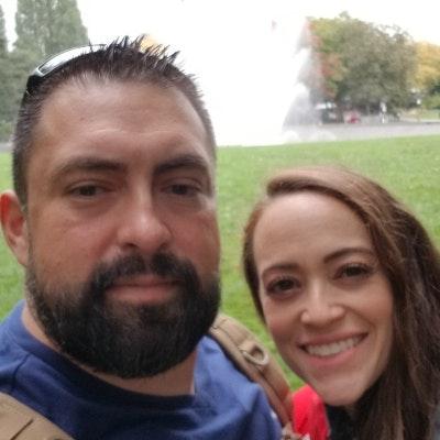 Joel and Marissa E.