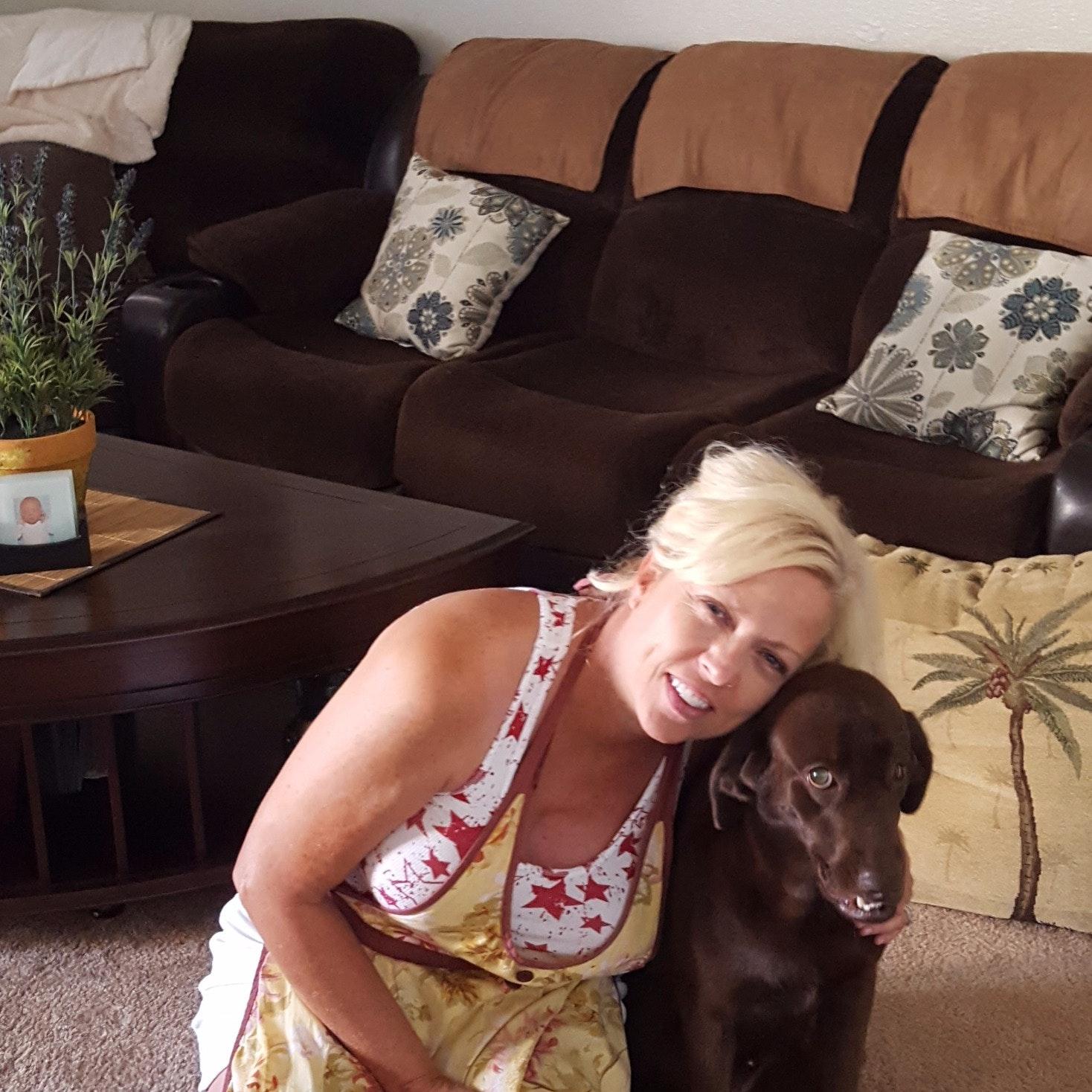 Shellie's dog boarding