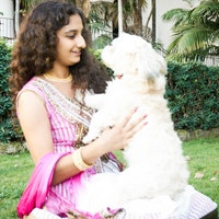 house sitter Bhavika