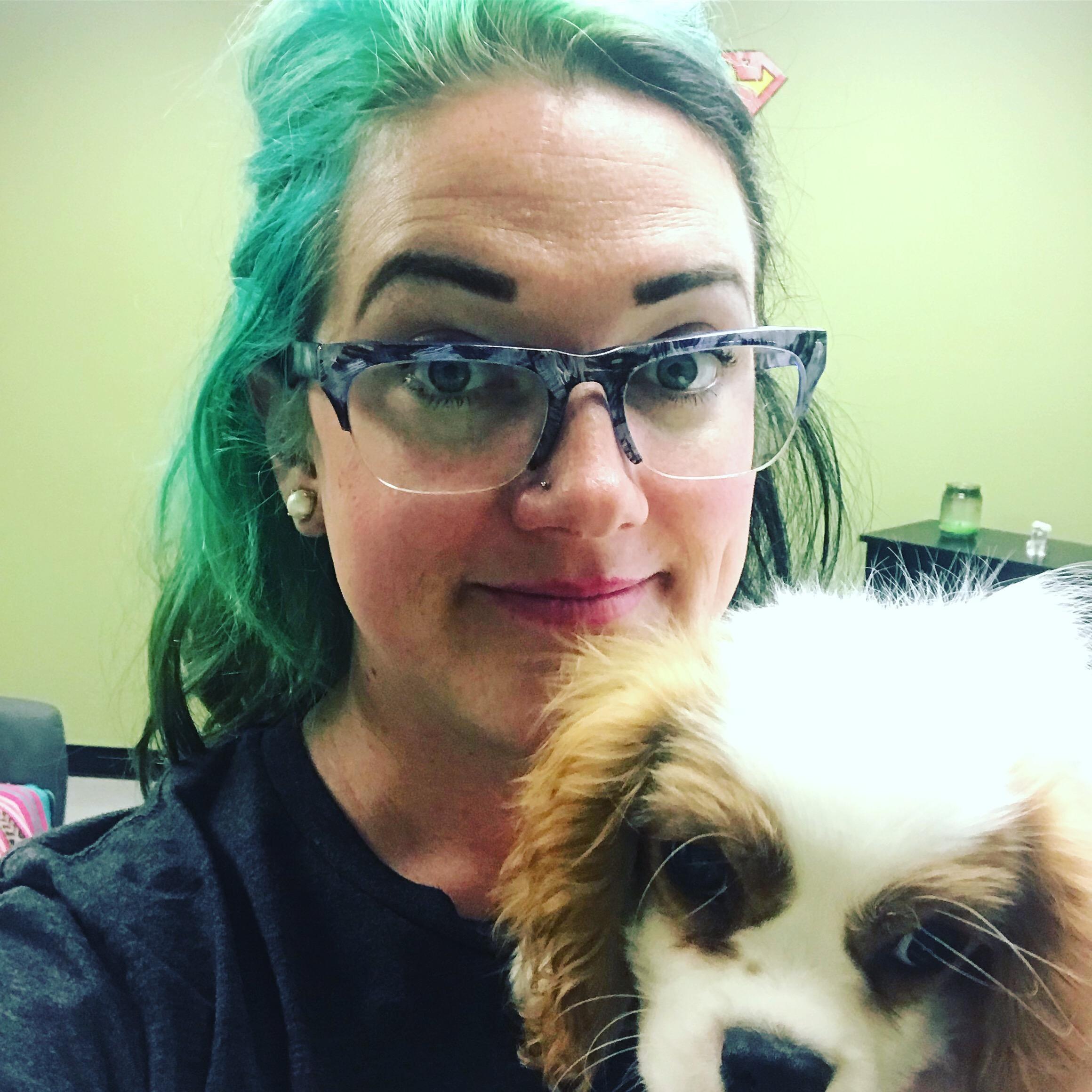 Caitlin's dog boarding