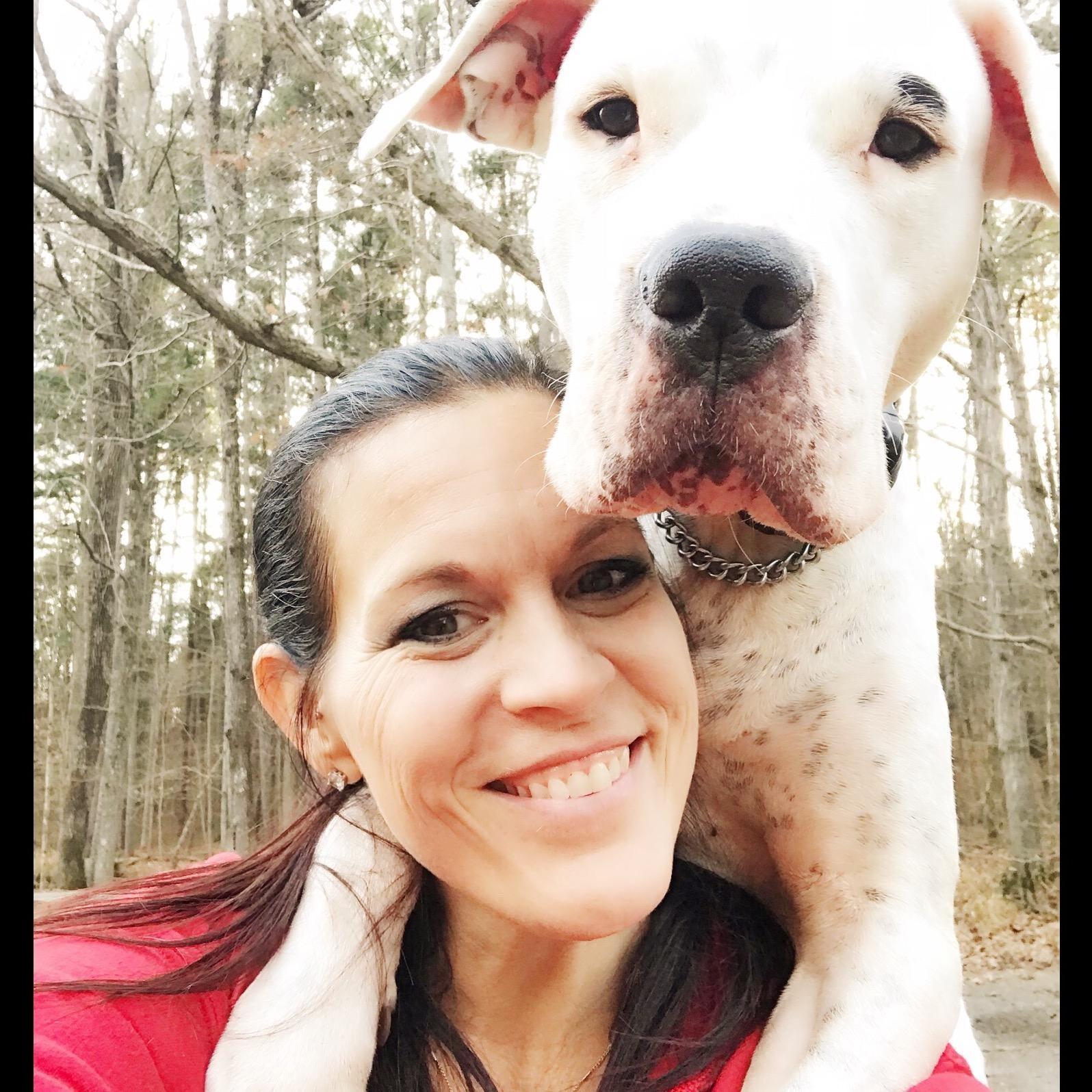 dog walker Nathaliewyn 'Tally'
