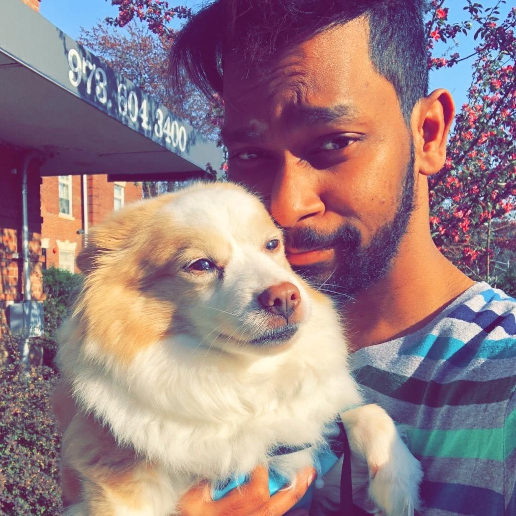Raj's dog boarding